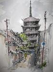2011  7 柳 勝巳 スケッチ展 006.jpg